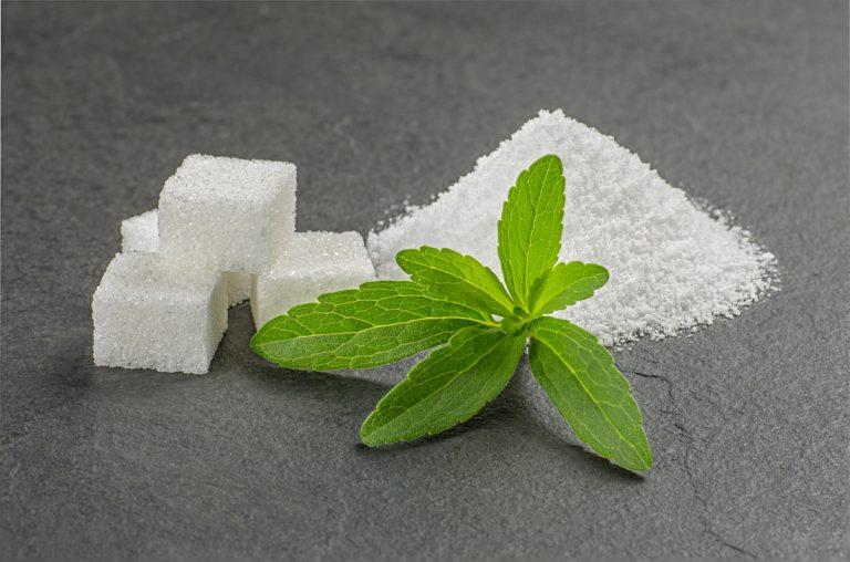 kristalizuota stevija