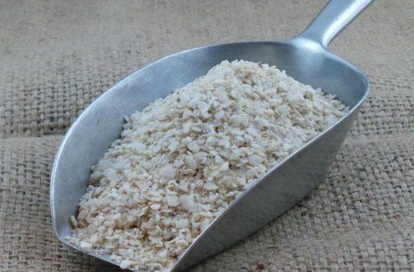 ryžių dribsniai